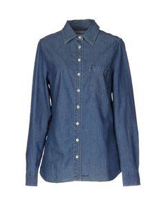 Джинсовая рубашка ROŸ Rogers + P.A.R.O.S.H.
