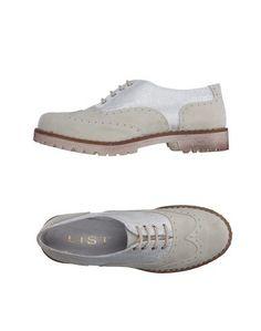 Обувь на шнурках List