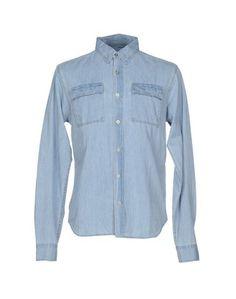 Джинсовая рубашка Bolongaro Trevor