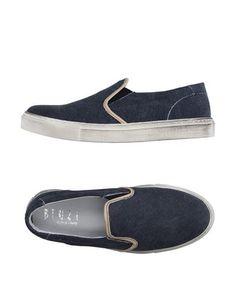 Низкие кеды и кроссовки Bluzi