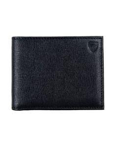 Бумажник Aspinal of London