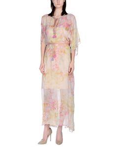 Длинное платье Blank
