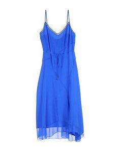 Платье длиной 3/4 Elie Tahari