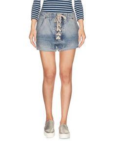 Джинсовые шорты ONE x Oneteaspoon