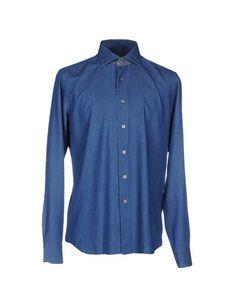 Джинсовая рубашка Ghirardelli