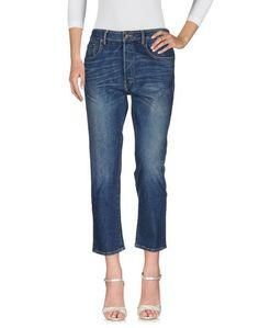 Джинсовые брюки 6397