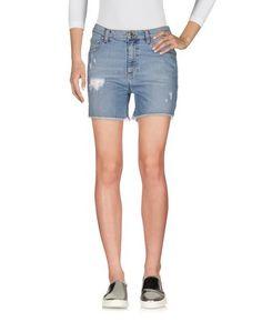 Джинсовые бермуды Twin Set Jeans