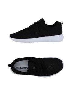 Низкие кеды и кроссовки Andy Z