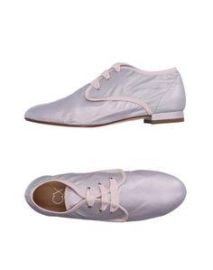 Обувь на шнурках CX
