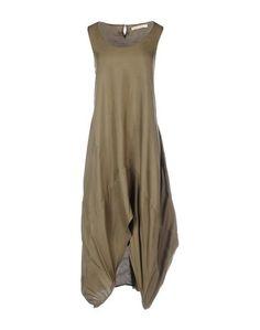 Длинное платье Bolongaro Trevor