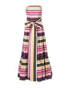 Длинное платье Salvatore Ferragamo