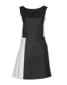Короткое платье Twisty Parallel Universe