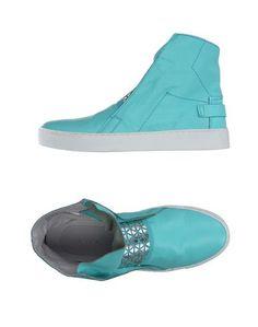 Высокие кеды и кроссовки LEA Foscati