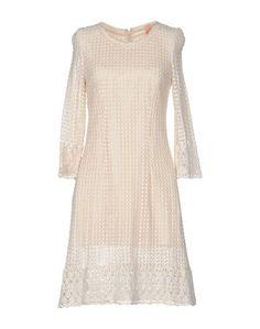 Платье до колена Collette Dinnigan