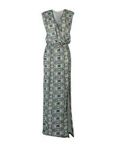 Длинное платье Supertrash