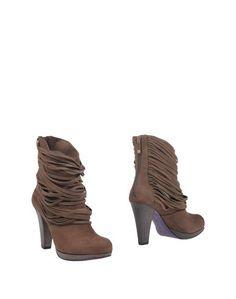 Полусапоги и высокие ботинки Miezko
