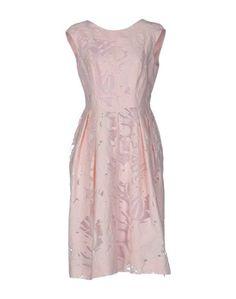 Платье до колена Maria Coca