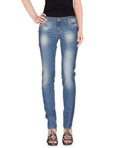 Джинсовые брюки Taglia42