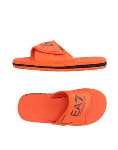 Домашние туфли EA7