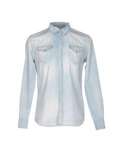 Джинсовая рубашка Pmds