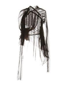 Pубашка Rick Owens Lilies
