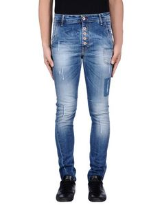 Джинсовые брюки Displaj