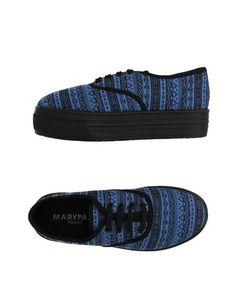 Низкие кеды и кроссовки Marypaz