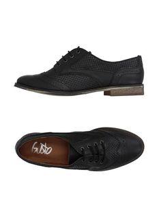 Обувь на шнурках Gusto