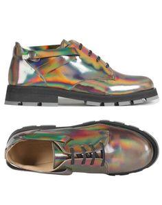 Обувь на шнурках Deux Souliers