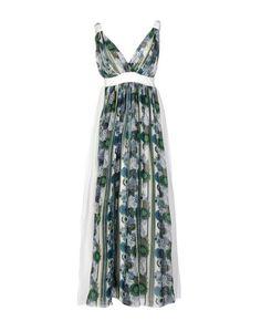 Длинное платье Ortys Officina Milano