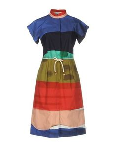 Платье до колена Boglioli