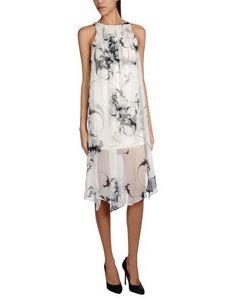 Платье длиной 3/4 Thomas Wylde