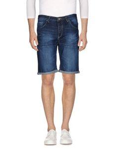 Джинсовые бермуды Clark Jeans