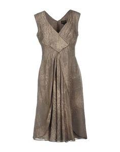 Платье до колена Giorgio Armani