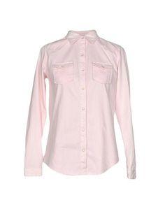 Джинсовая рубашка Maison Scotch