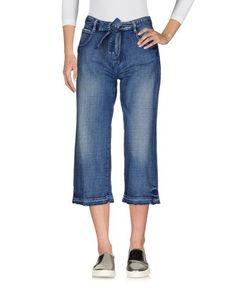 Джинсовые брюки-капри Le Temps des Cerises