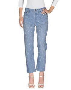Джинсовые брюки Francesca Conoci