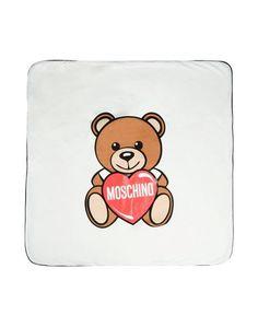 Одеяльце для младенцев Moschino Baby