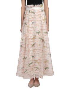 Длинная юбка Piccione•Piccione