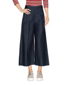 Джинсовые брюки-капри QL2 Quelledue