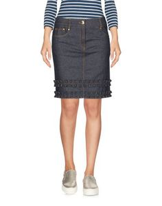 Джинсовая юбка Boutique Moschino