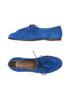 Обувь на шнурках SoloviÈre Paris