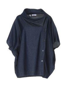 Джинсовая рубашка Blanca
