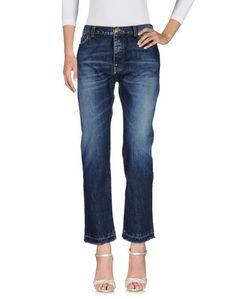 Джинсовые брюки Monocrom