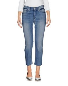 Джинсовые брюки Hudson