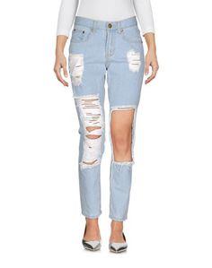 Джинсовые брюки Reverse