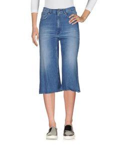 Джинсовые брюки-капри Tomboy