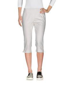 Джинсовые брюки-капри Donna Karan