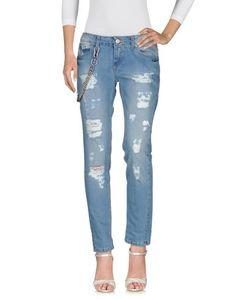 Джинсовые брюки Boutique de la Femme