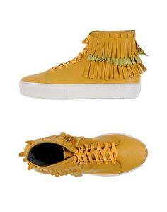 Высокие кеды и кроссовки DMN